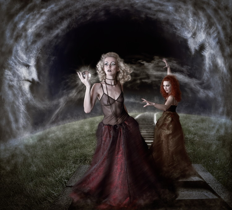 Art Photography Witches