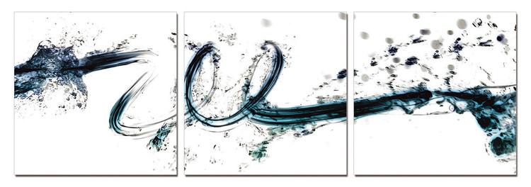 Arte moderna Modern Design - Colorful Flow