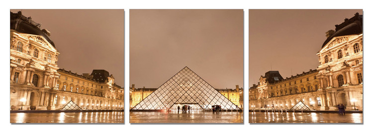 Arte moderna Paris - Le Louvre