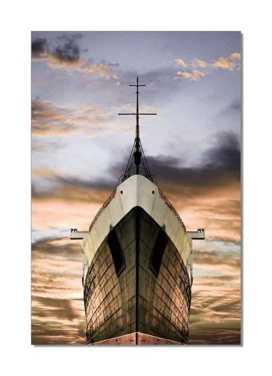 Arte moderna Prow of the Ship