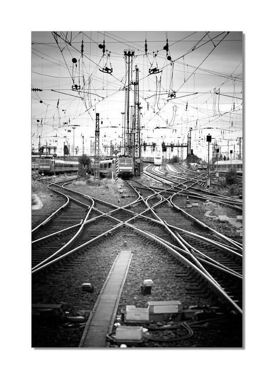 Arte moderna Railway