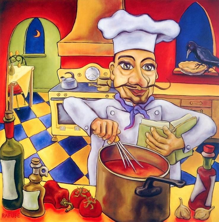 Impressão artística Marcello