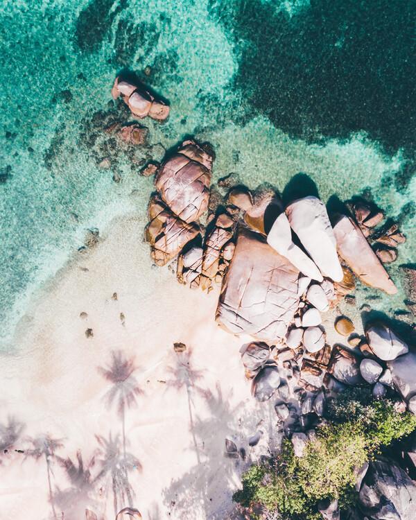 Arte Fotográfica Exclusiva Desert Island