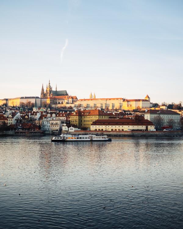 Arte Fotográfica Exclusiva Golden Prague