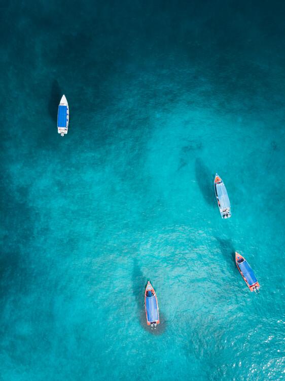 Arte Fotográfica Exclusiva Into the Blue