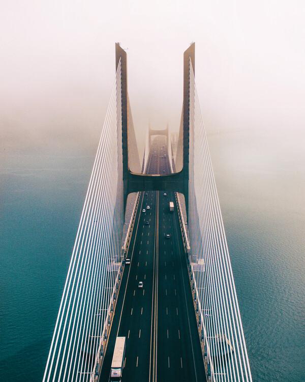 Arte Fotográfica Exclusiva Over the Bridge