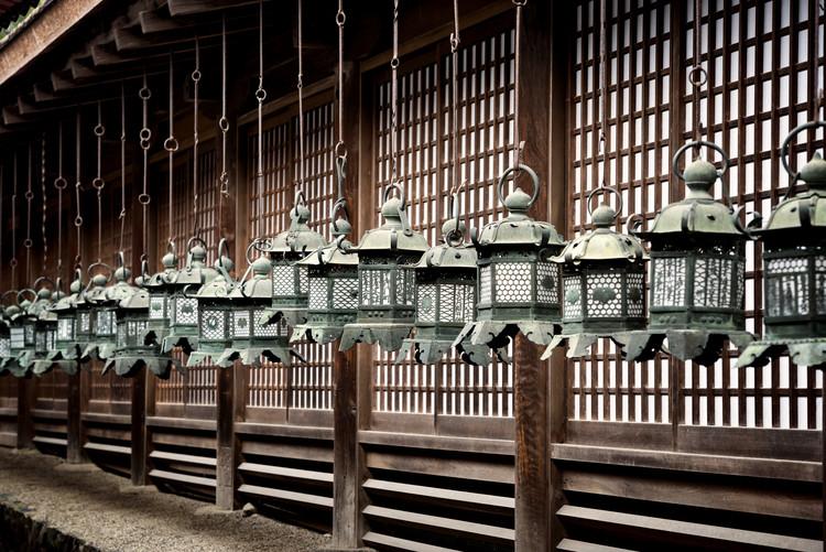 Arte Fotográfica Exclusiva Sacred Lanterns