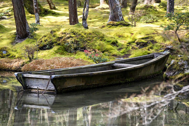 Arte Fotográfica Exclusiva Traditional Wooden Boat