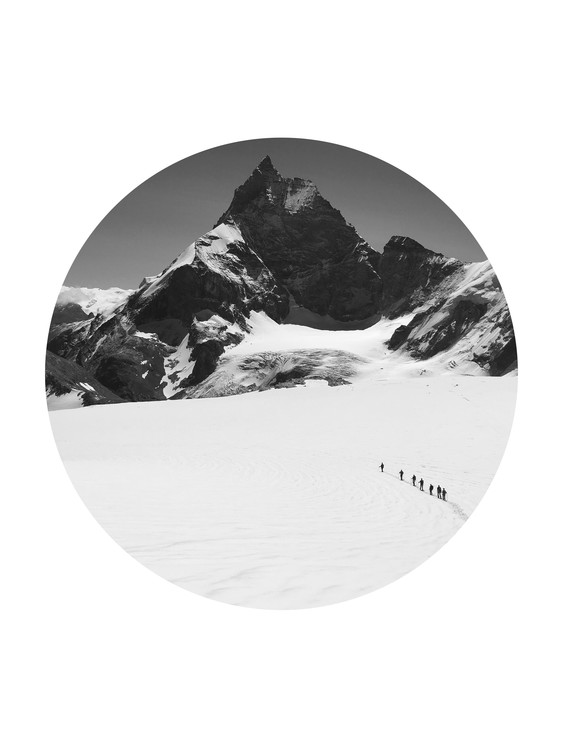 Arte Fotográfica Exclusiva border hikers