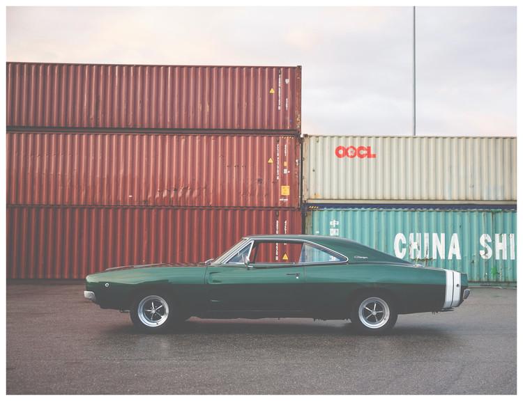 Arte Fotográfica Exclusiva bordergreencarsports1