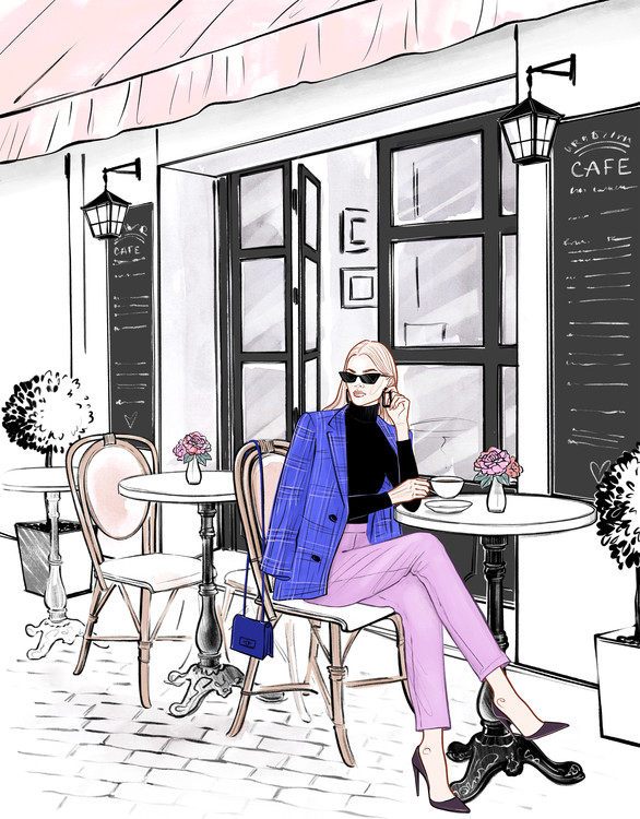 Arte Fotográfica Exclusiva Coffee time