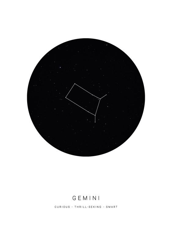 Arte Fotográfica Exclusiva horoscopegemini