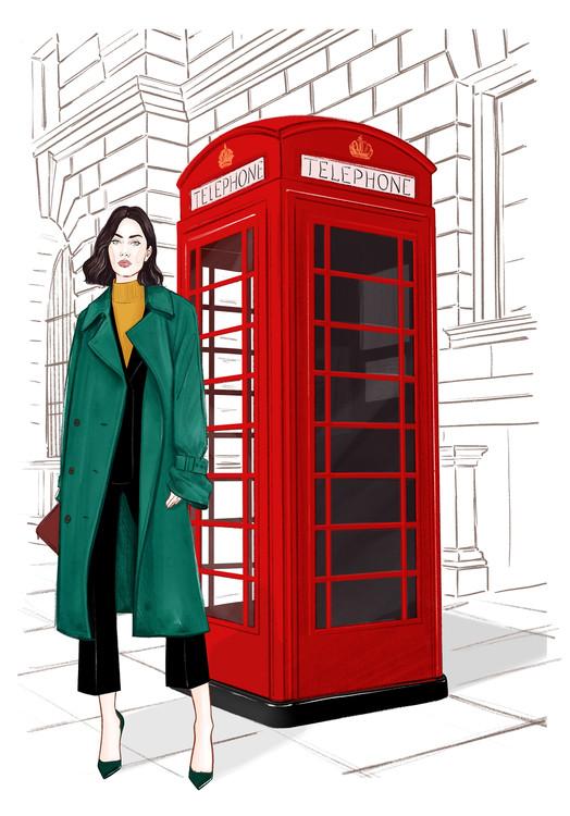 Arte Fotográfica Exclusiva London Streetstyle