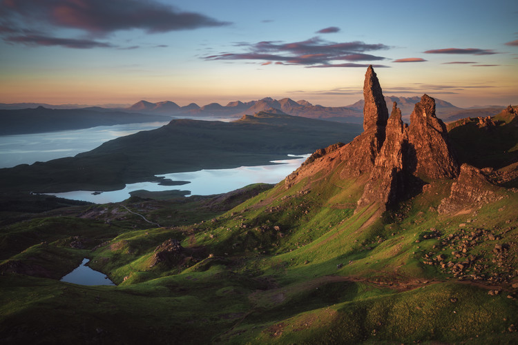 Arte Fotográfica Exclusiva Scotland - Old Man of Storr