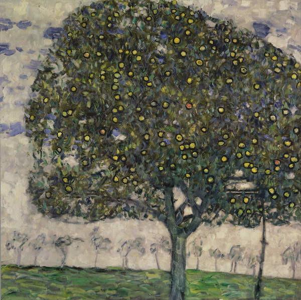 Reprodução do quadro  The Apple Tree II, 1916