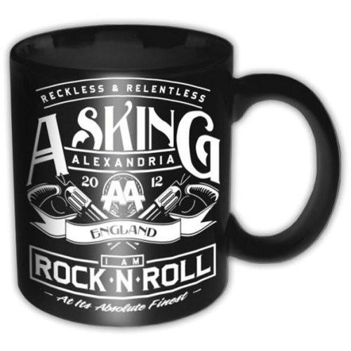 Cup Asking Alexandria - Rock N Roll
