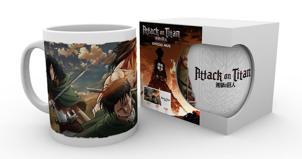 Cup Attack On Titan - Scouts