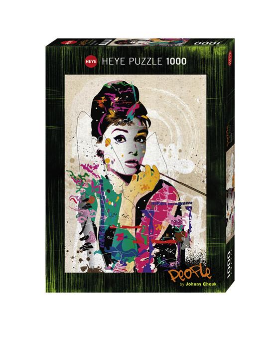 Puzzle Audrey