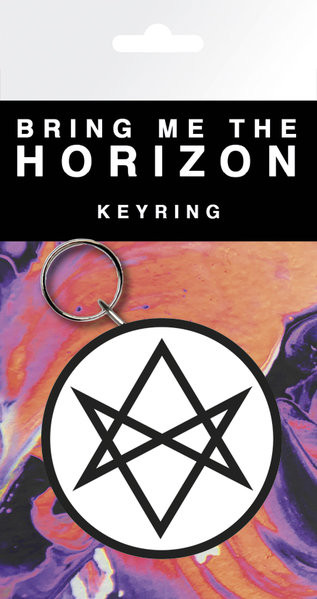 Bring Me The Horizon - Logo Avaimenperä
