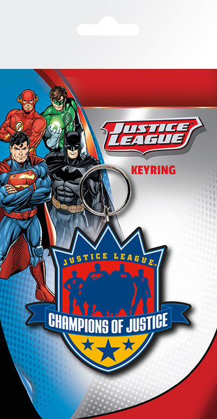 Dc Comics - Justice League Champions Avaimenperä