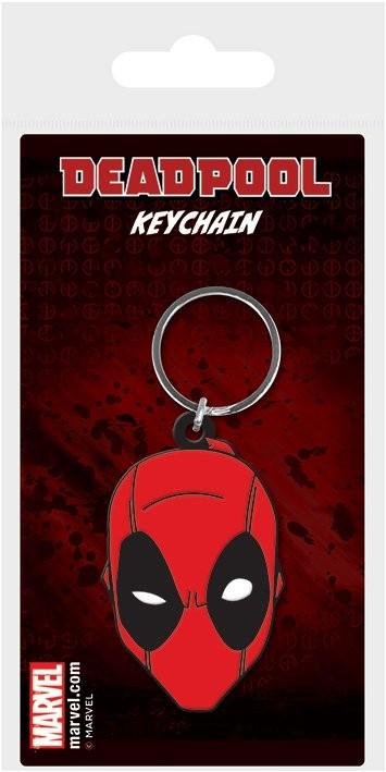 Avaimenperä Deadpool - Face