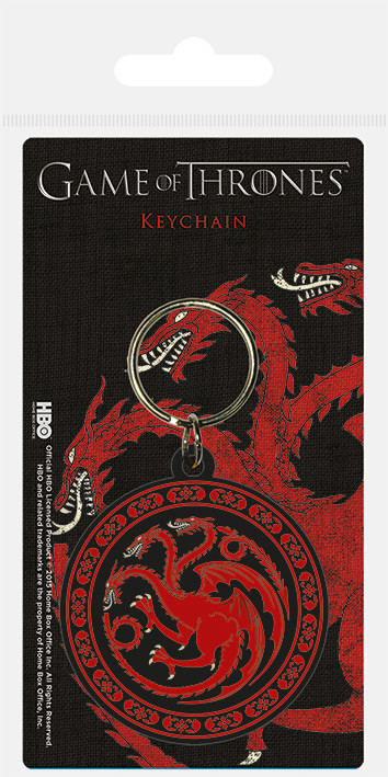 Avaimenperä Game of Thrones - Targaryen