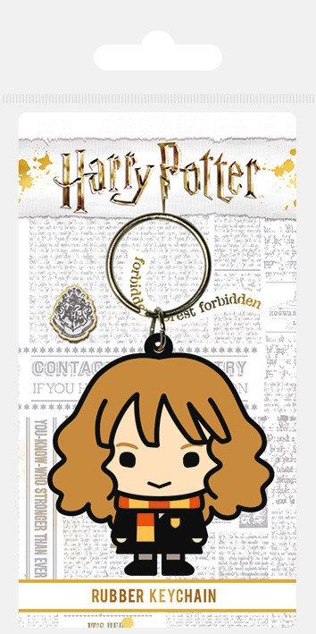 Harry Potter - Hermione Granger Chibi Avaimenperä