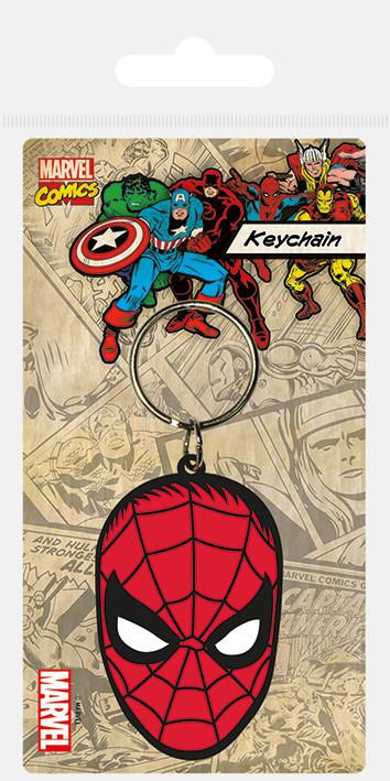 Spiderman - Face Avaimenperä
