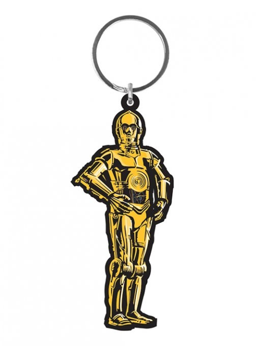 Star Wars - C3PO Avaimenperä