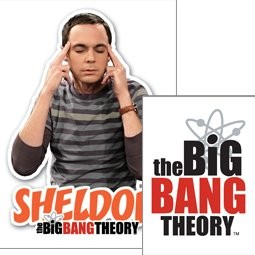 The Big Bang Theory - Sheldon Avaimenperä