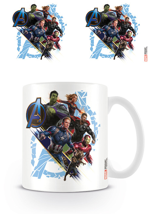 Cup Avengers: Endgame - Attack
