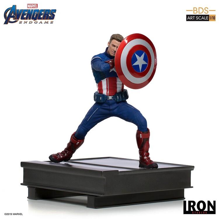 Hahmo Avengers: Endgame - Captain America (2023)