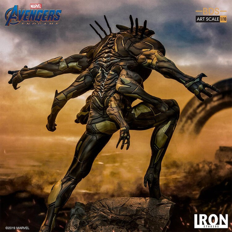 Figurine Avengers: Endgame - General Outrider