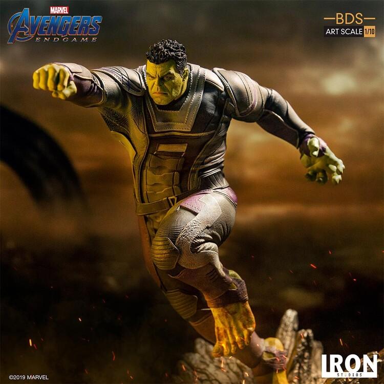 Figurine Avengers: Endgame - Hulk (Regular)