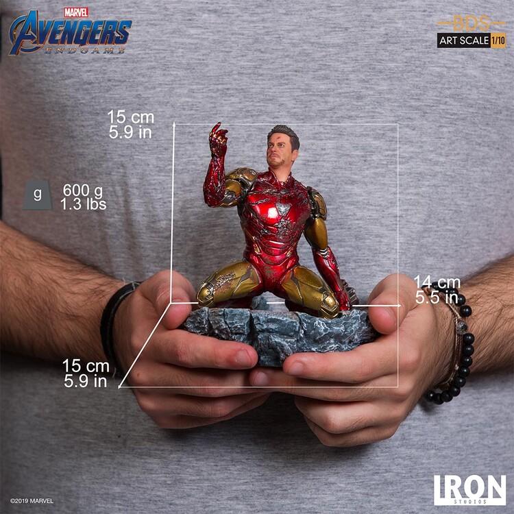 Figurine Avengers: Endgame - I am Iron Man