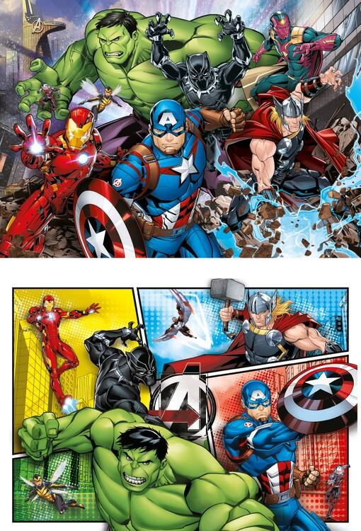 Puzzle Avengers