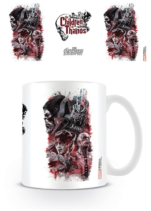 Cup Avengers Infinity War - The Children Of Thanos