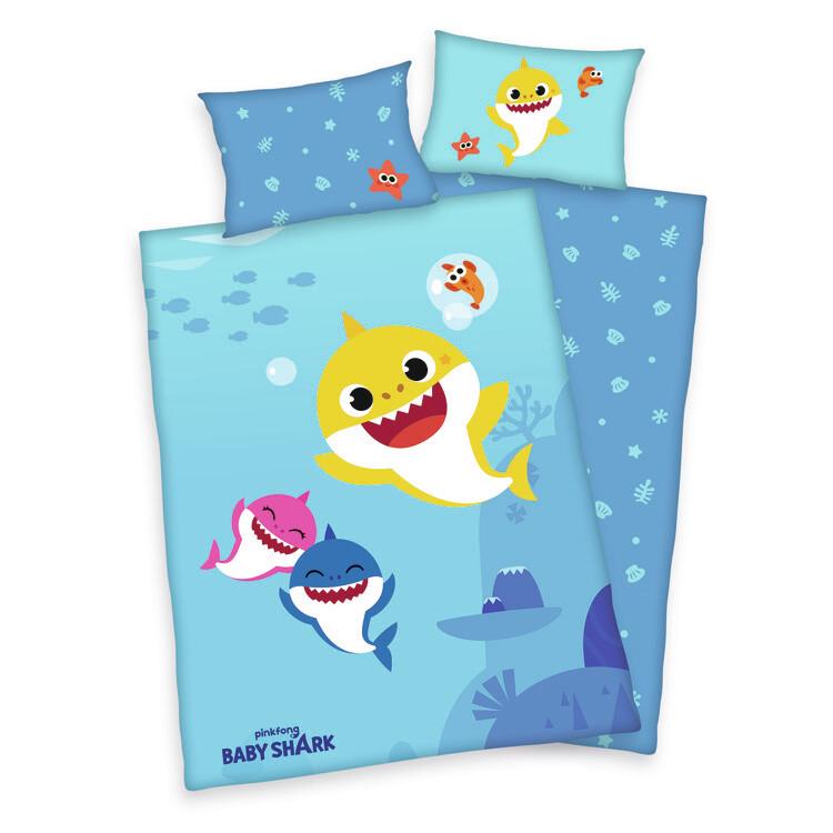 Bed sheets Baby Shark