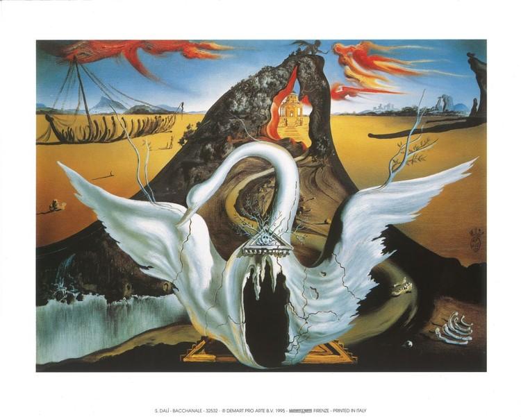 Bacchanale, 1939 Reproduction d'art