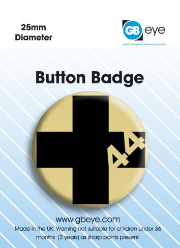 +44 Badge