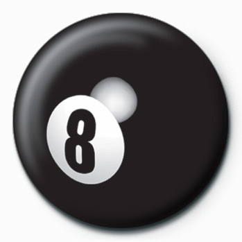 8 Ball Badges
