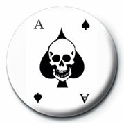 ACE OF SPADES Badges
