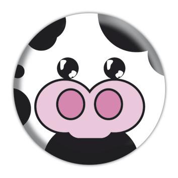 ANIMAL FARM - Cow Badge