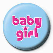 BABY GIRL Badge