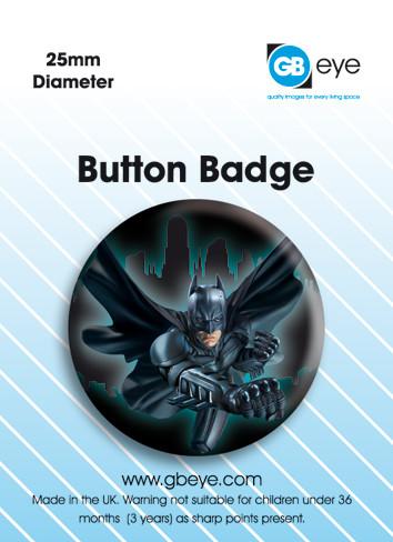 Batman City Badges