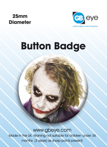 Batman - face Badges