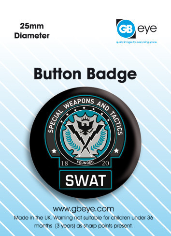 BATMAN - SWAT s.o.s. Badge