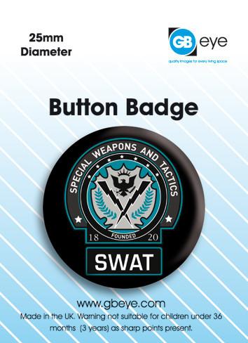 BATMAN - SWAT s.o.s. Badge