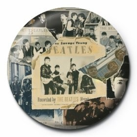 BEATLES - anthology 1 Badges