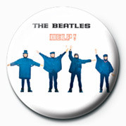 BEATLES (HELP! PHOTO) Badges